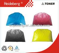 Factory price/compatible bulk color toner powder for OKI C8600/C8800 printer