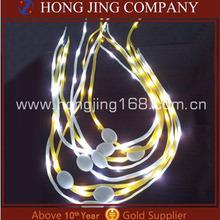 shoelace with LED light and flashing