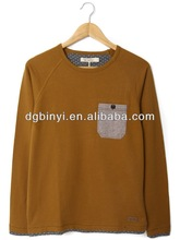 European and American style retro style loose big yards pullover hoodies