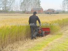 New design rice and wheat cutting machine
