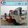 Dongfeng flat body truck ,flat bed pickup ,used flat body truck