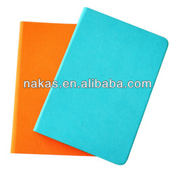 Book style PU leather handphone case for Ipad mini