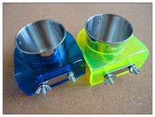 Acrylic Parrot Lucite Pet Birds Bowl Holder 0011312201