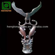 Bronze Eagle Sculpture ,brass eagle statue