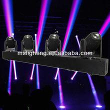 4head LED moving head beam bar/Mini RGBW & White LED Beam for nightclub