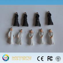 1:75 scale arabic figure for Architecture
