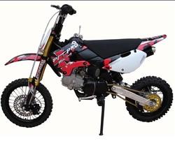Good quality lifan 125cc engine dirt bike