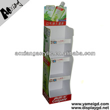 Easy Assembly Durable Funiture Fixtures Retail Shop Display Designs