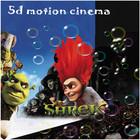 hot sale 3D movies 5D cinema X rides for sale