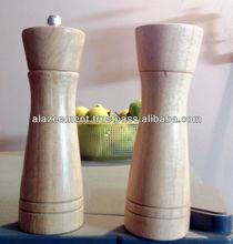 Wooden Himalayan Salt Grinders & Mill / Salt Shaker Pakistan / Pink Salt Grinder for Granular Salt