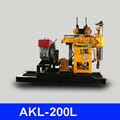 Fácil manuseio akl-200l auger boring machine
