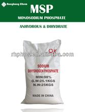 MONOSODIUM PHOSPHATE HYDROUS (MSP)