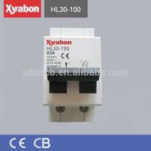 2P 25A C45 Isolator switch