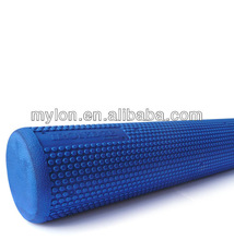 "New 26"" blue Back Roller Yoga Muscle Pain Massage"