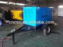 60hz 24KW XICHAI general power generator with trailer