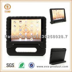 EVA kids Shake proof handle stand bumper case for ipad mini 2