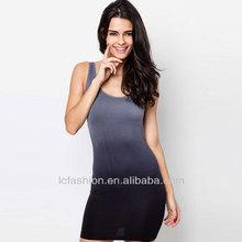 2014 Black Ombre Dress features a contoured slim fit Women's Dresses