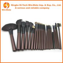 personalized cosmetic makeup brush set kit brushes&tools make up case 24 Piece Makeup Brush Set