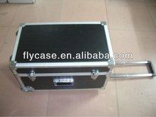 Aluminum Trolley Case/Silver Travel Case