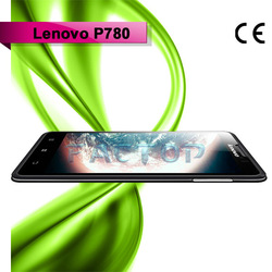 Wholesale Lenovo P780 Quad Core MTK6589 android 1.2GHz Smartphone with 1GB RAM 5.0'' Screen Camera 13MP 3G WiFi GPS cell Phone