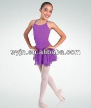 Nuovo bambini party dress dancerwear balletto tutu principessa velo dei bambini balletto vestito, abiti da ballo liscio cina,