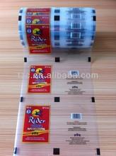 custom printing food grade film evoh high barrier film