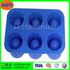 Good quality custom silicone ice cube shot glass maker