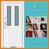 FACTORY SALE New design double glass door frameless shower enclosure