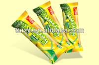 Automatic ice cream packaging machine/ popsicle packaging machine/ auto-horizontal ice lolly packaging machine 0086-18703616827