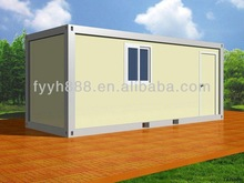 20ft mobile container house for living