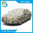 Polyester hot sale folding garage anti-hail car cover