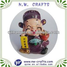 Mini Angel of fortune figurine