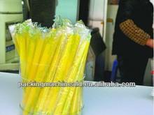 juice bag straw packing machine ALD~320D