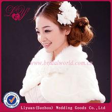 Beautiful lace shawl wedding dresses 2012