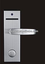 magnetic card hotel door lock