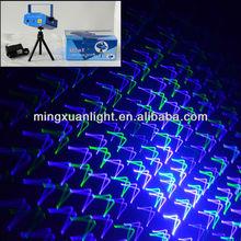 Cheap 130mw 12v mini laser light show projector