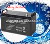 Lead acid Battery 12V 120AH Storage lead acid battery solar panel battery