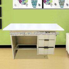 modern metal desk table legs/ assemble office table