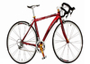 700C aluminium alloy 21 S road bicycle
