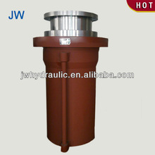 Hydraulic cylinders for tractor trailer