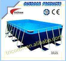 above ground swimming pool