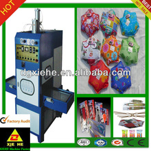 Golf bag embossing machine factory high quality hot sale