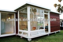 canam-container home furnished