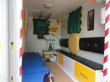 Ambulance ( Car Conversion)