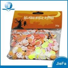 Metallic Foil Halloween Confetti For Party