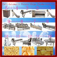 Small scale potato chips machine