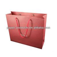 High quality Retail Paper bag printing