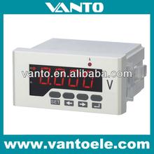 analog output meter multimeter meter auto voltmeter red led panel meter RH-3AV51