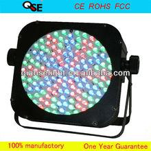 144pcs led thin par light color wash stage light