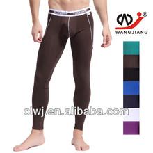 Wangjiang mens long underwear bamboo base layer